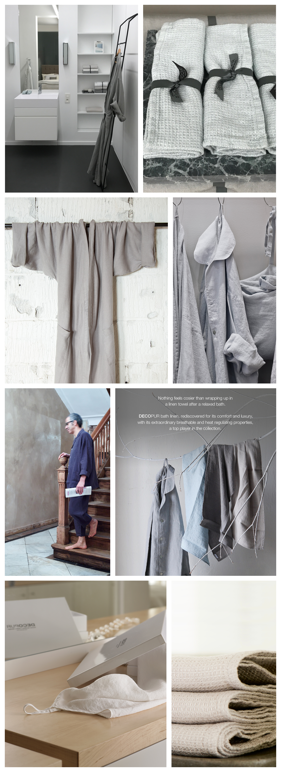 Home Linen By Decopur